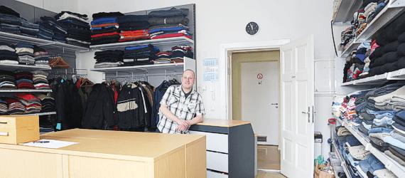 Kleiderkammer berlin lichterfelde